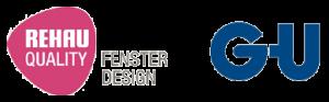 rehau-fenster-design-gretsch-unitas-logos