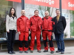 Ihr Service-Team